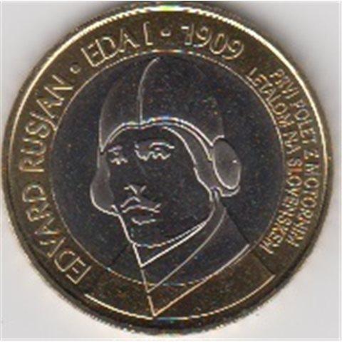 "2009. 3 Euros Eslovenia ""Edvard Rusjan"""
