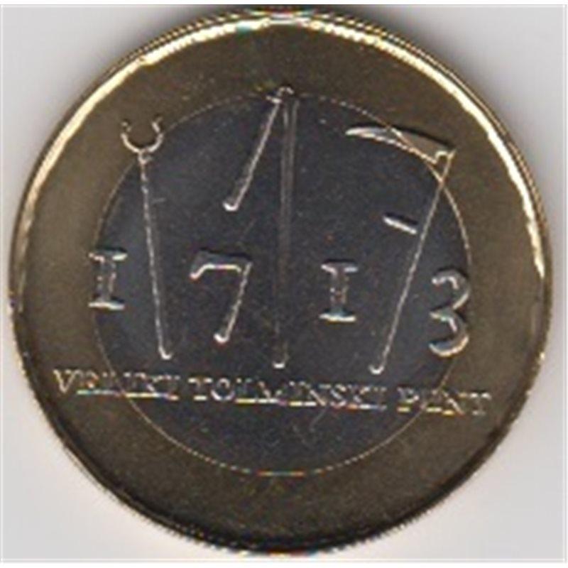 """2013. 3 Euros Eslovenia """"Tolmin"""""""