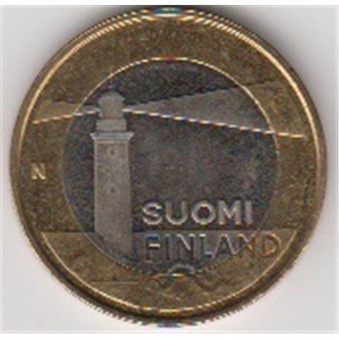 """2013. 5 Euros Finlandia """"Faro Salskar"""""""
