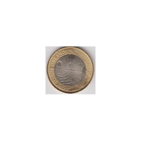 """2013. 5 Euros Finlandia """"Savonia"""""""
