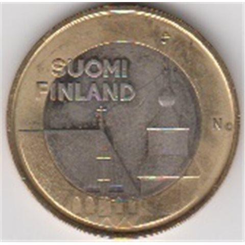 """2013. 5 Euros Finlandia """"Tavastia"""""""