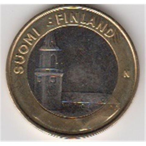 "2013. 5 Euros Finlandia ""Varsinais"""