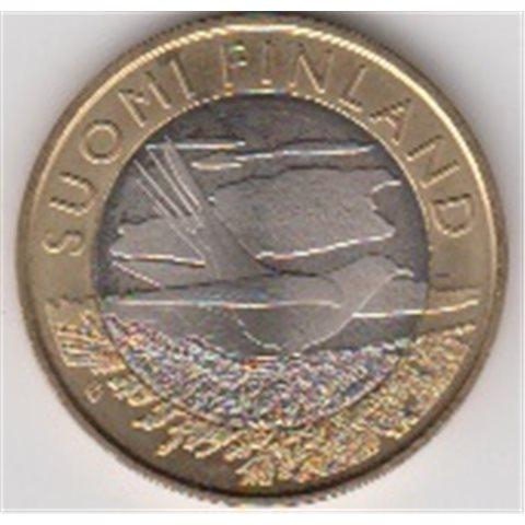 """2014. 5 Euros Finlandia """"Cuco Karelia"""""""