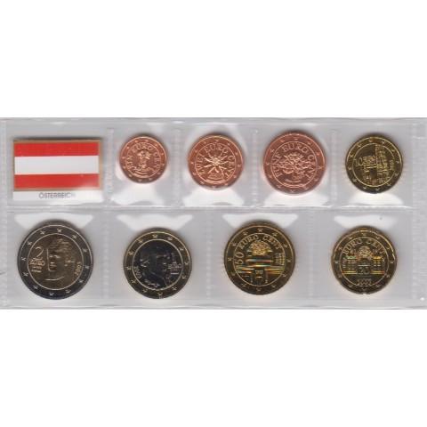 2003. Tira euros Austria