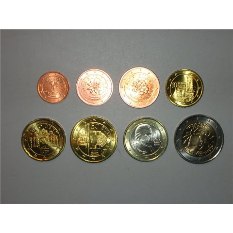 2007. Tira euros Austria