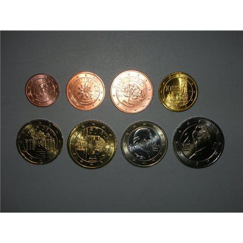 2008. Tira euros Austria