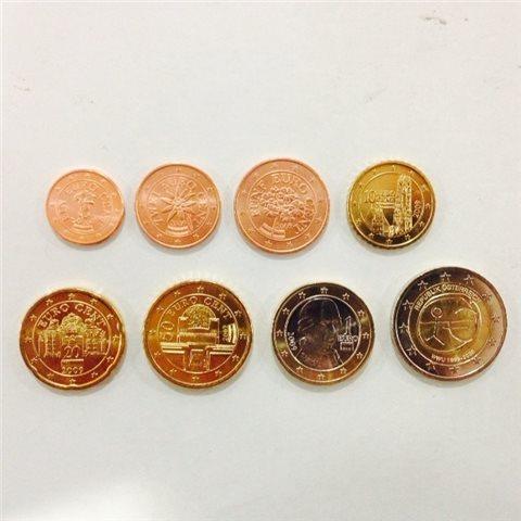 2009. Tira euros Austria
