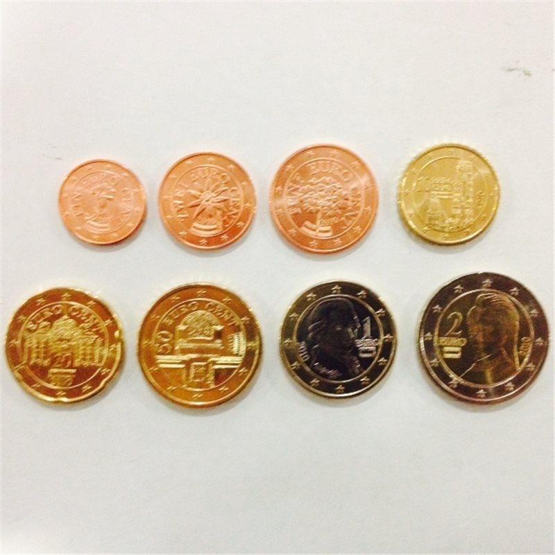 2010. Tira euros Austria