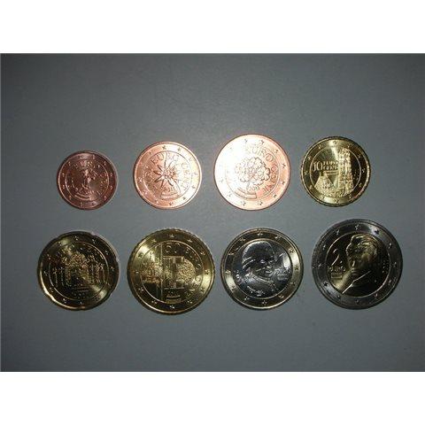 2011. Tira euros Austria