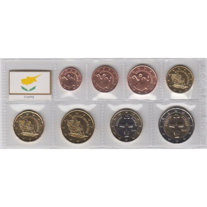 2016. Tira euros Chipre