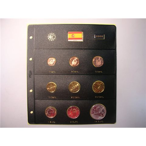 2008. Hoja Pardo euros España