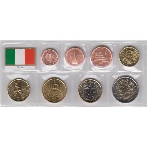2015. Tira euros Italia