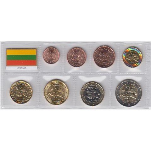 2015. Tira euros Lituania