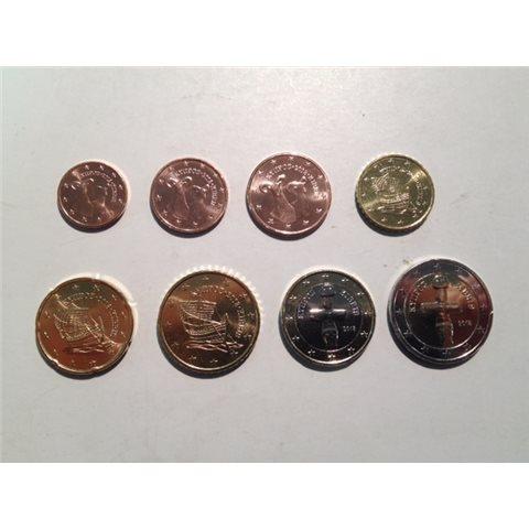 2013. Tira euros Malta