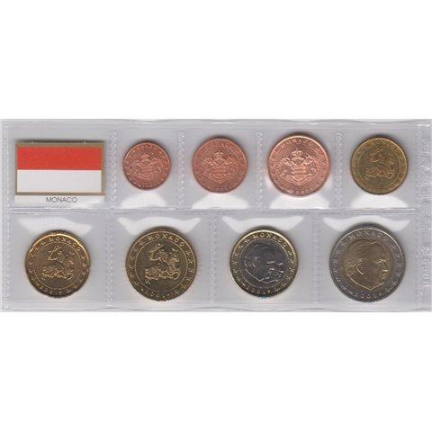 2001. Tira euros Monaco