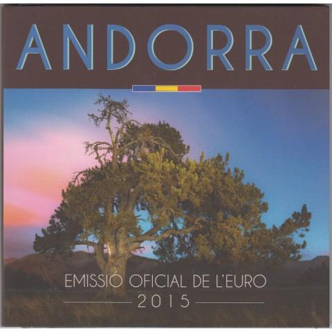 2015. Cartera euros Andorra