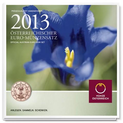 2013. Cartera euros Austria