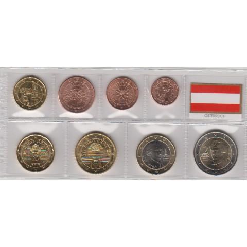 2017. Tira euros Austria