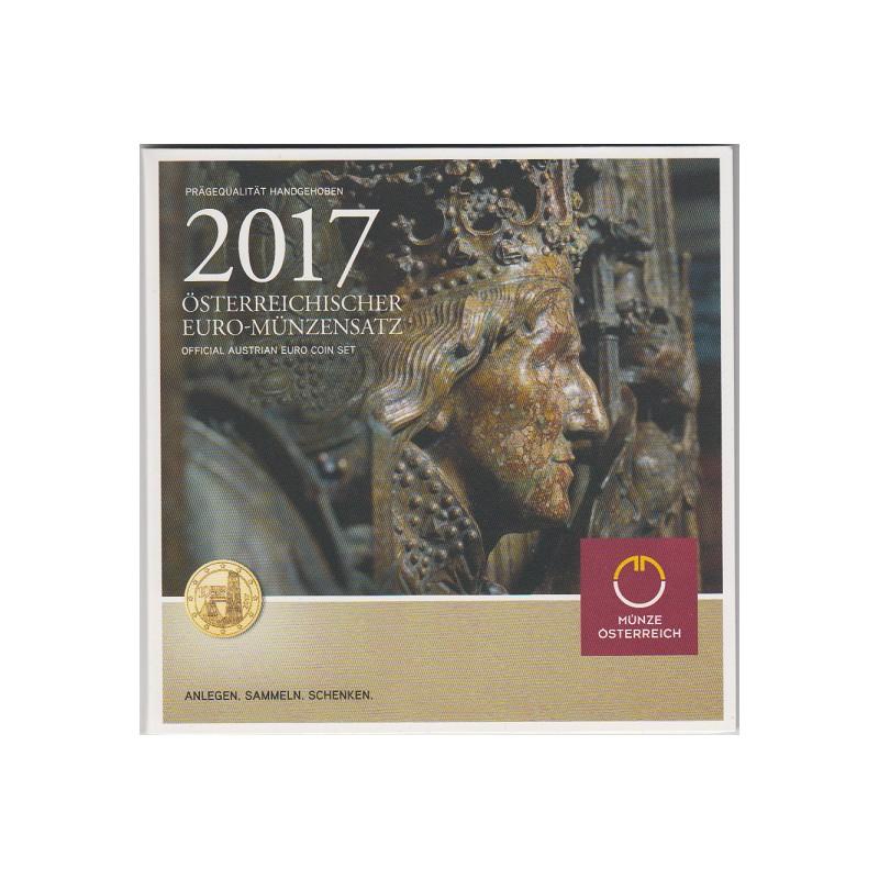 2017. Cartera euros Austria