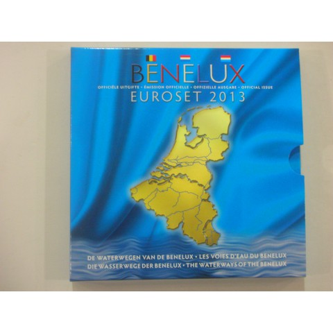 2013. Cartera euros Benelux