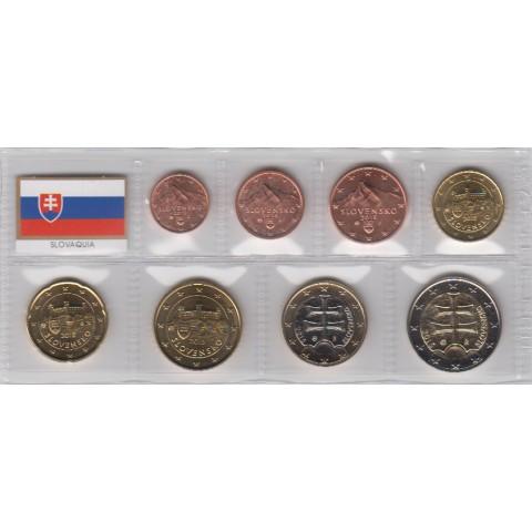 2015. Tira euros Eslovaquia