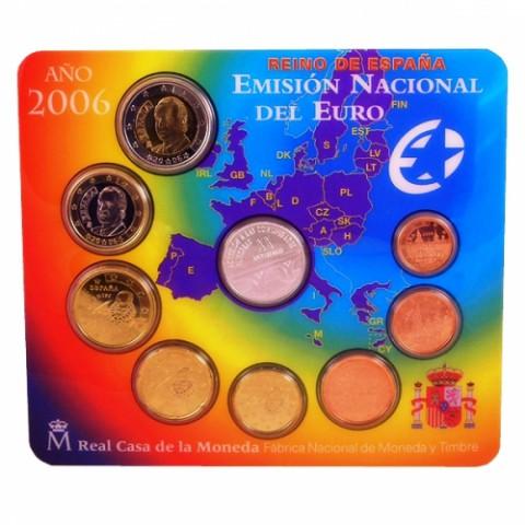 2006. Cartera euros España Adhesión