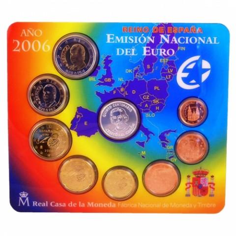 2006. Cartera euros España Colón