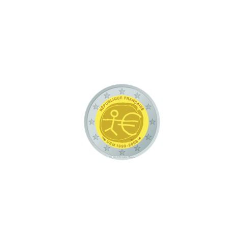 """2009. 2 Euros Francia """"EMU"""""""
