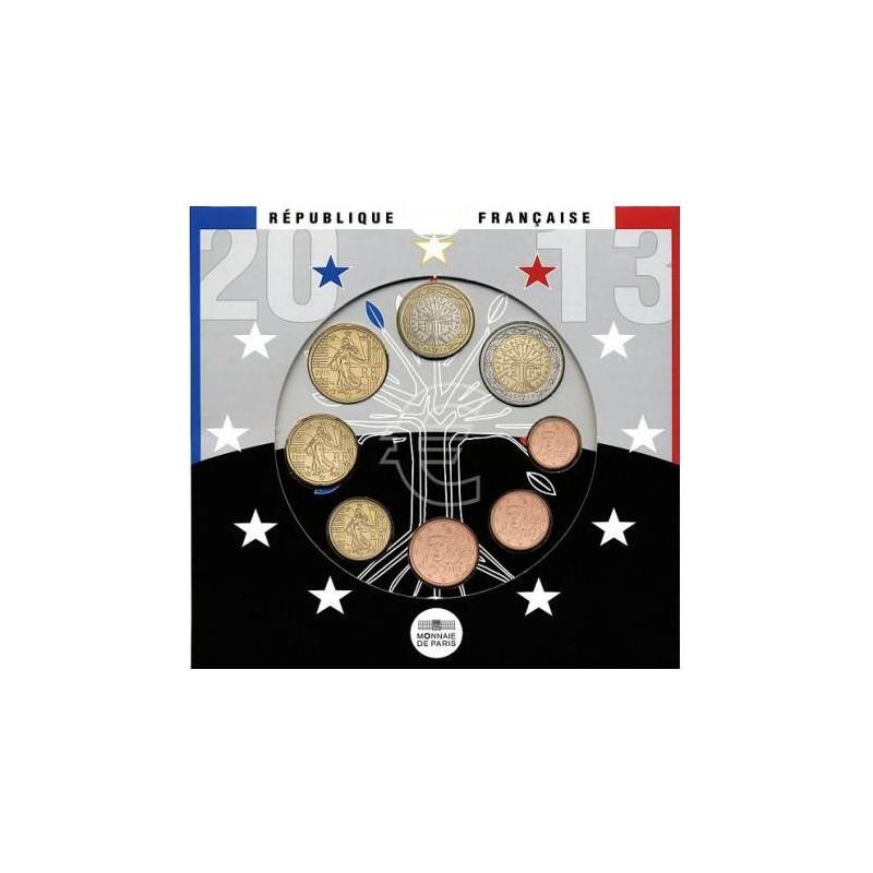 2013. Cartera euros Francia