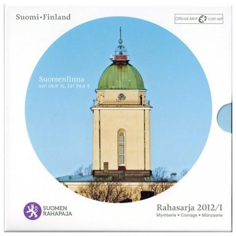 2012. Cartera euros Finlandia