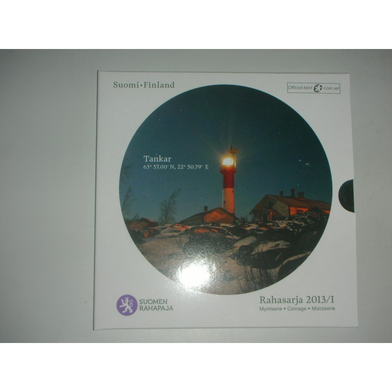 2013. Cartera euros Finlandia