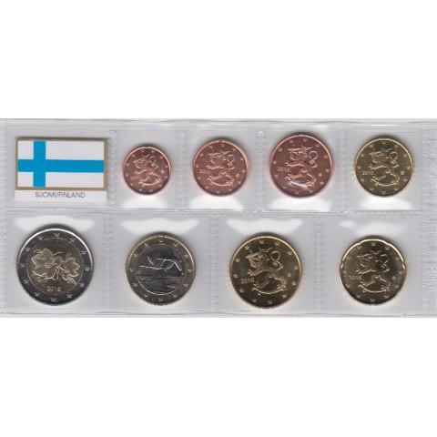 2016. Tira euros Finlandia