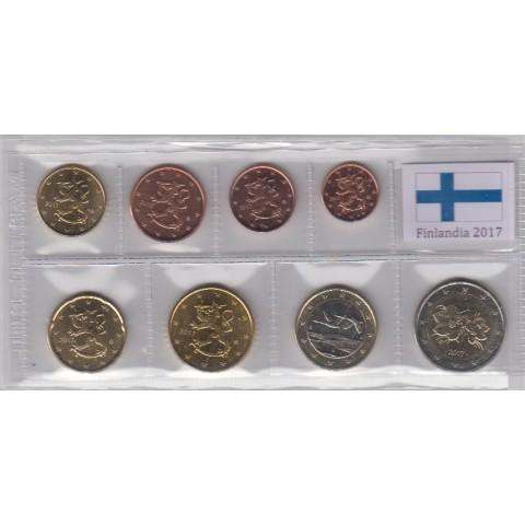 2017. Tira euros Finlandia