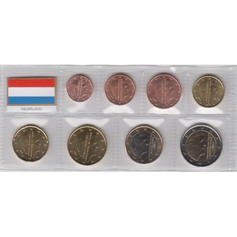 2016. Tira euros Holanda