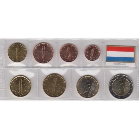 2017. Tira euros Holanda