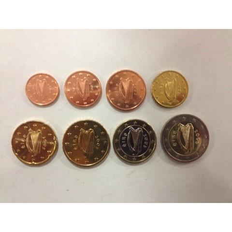 2005. Tira euros Irlanda