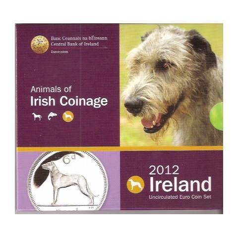 2012. Cartera euros Irlanda