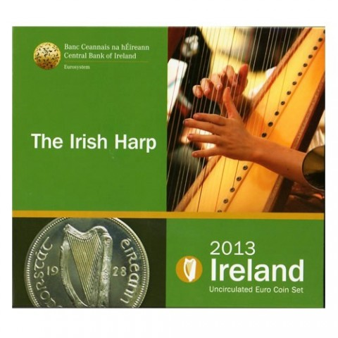 2013. Cartera euros Irlanda