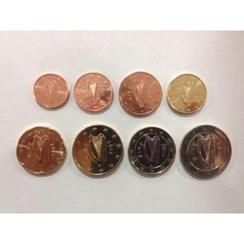 2015. Tira euros Irlanda