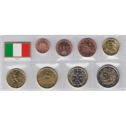 2014. Tira euros Italia