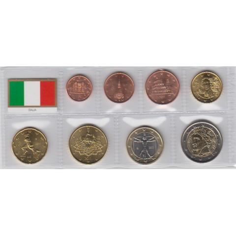 2011. Tira euros Italia