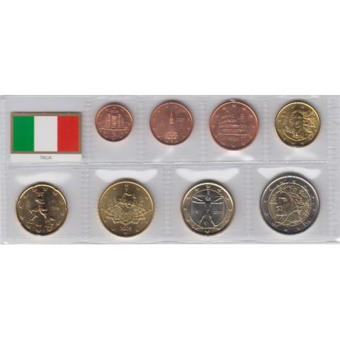 2009. Tira euros Italia