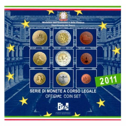2011. Cartera euros Italia