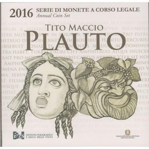 2016. Cartera euros Italia