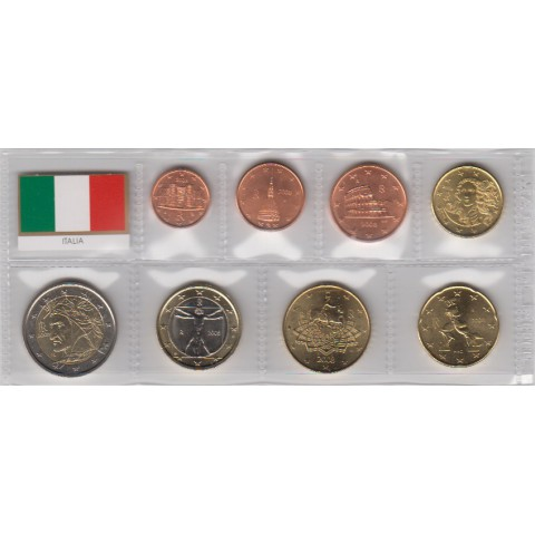 2008. Tira euros Italia
