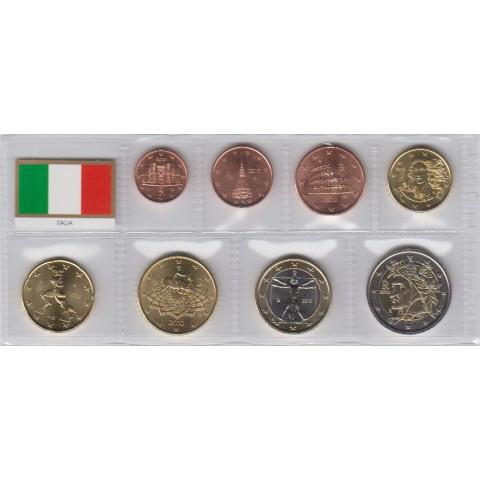 2010. Tira euros Italia