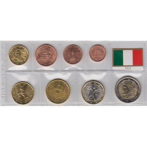 2013. Tira euros Italia