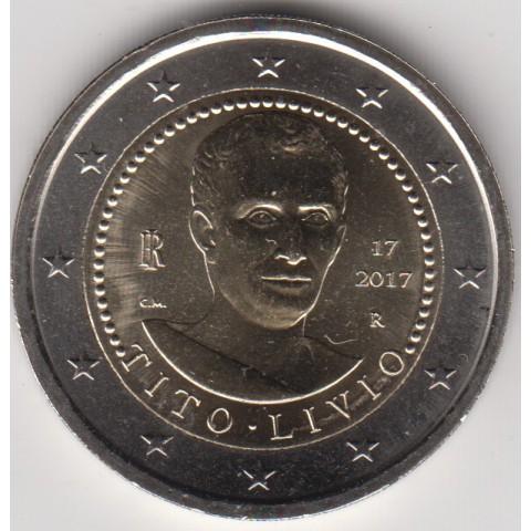 "2017. 2 Euros Italia ""Tito Livio"""