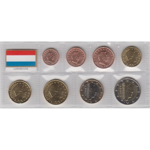 2016. Tira euros Luxemburgo