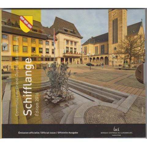 2016. Cartera euros Luxemburgo